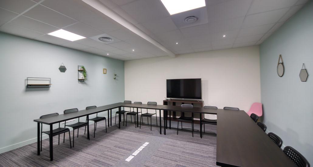 Montpellier parc bureaux co domiciliation location de