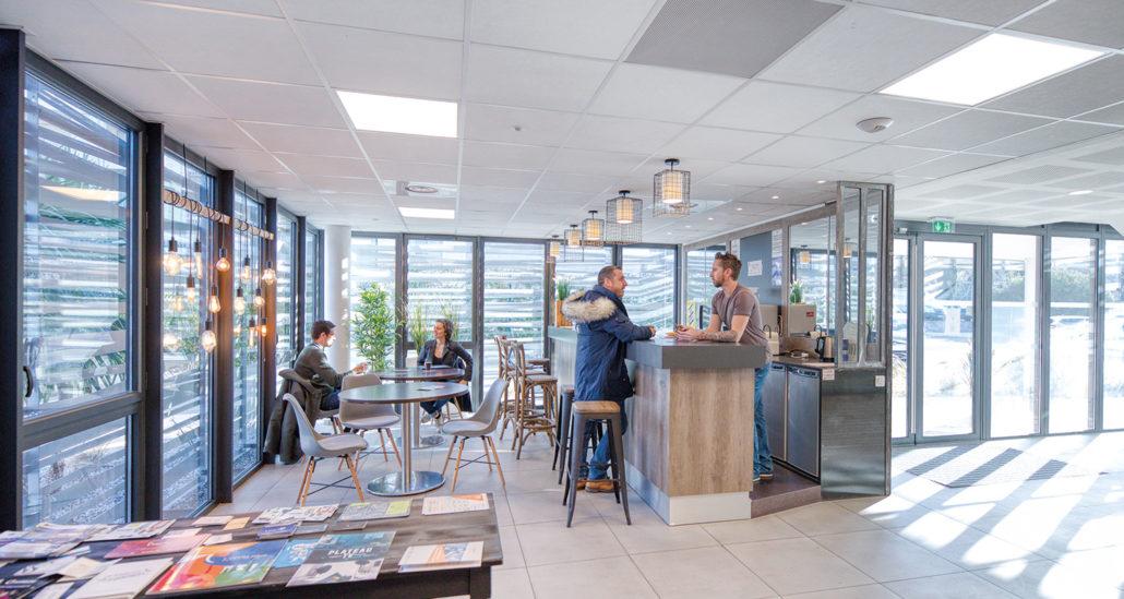 Montpellier millénaire centre d affaires bureaux co