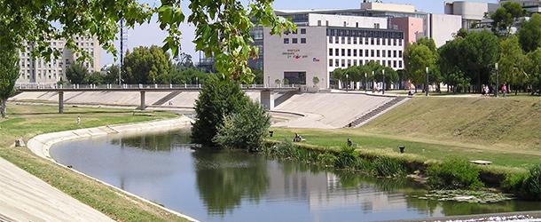 rives du lez Fise Montpellier quartier port marianne