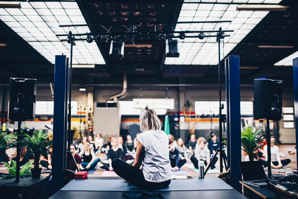 événements Bureaux and Co : Séance de Yoga