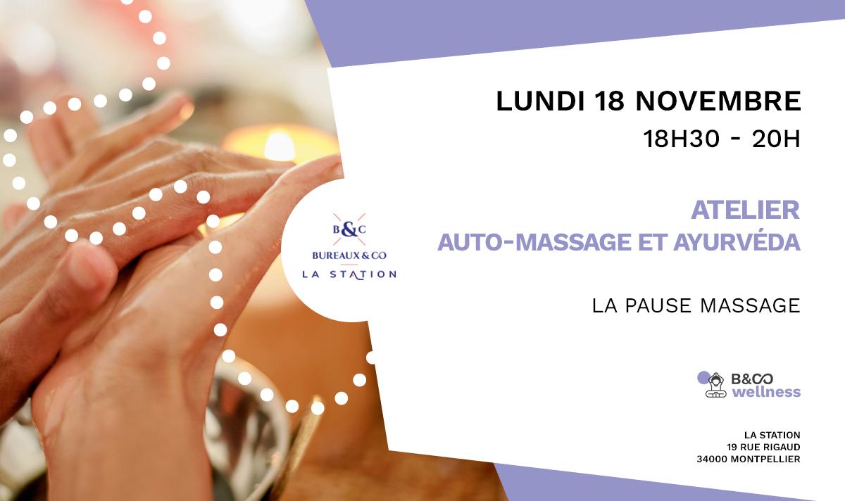 auto massage - 18 NOV - LA STATION