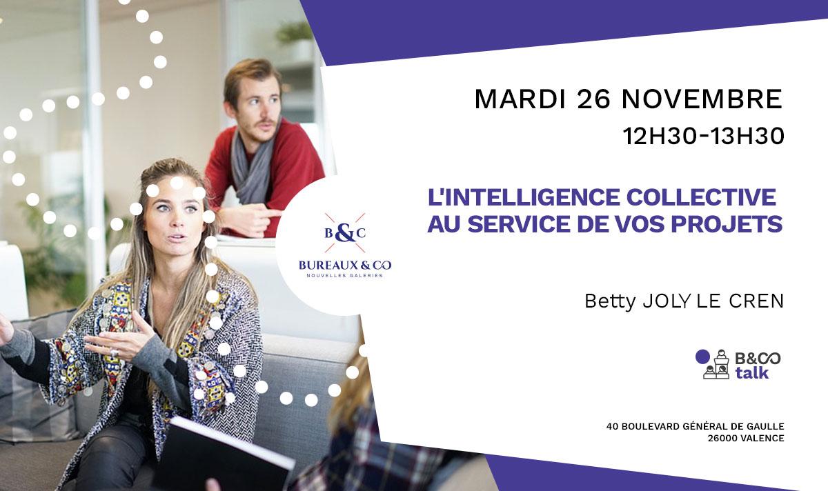 event Bureaux & Co Nouvelles Galeries Valence