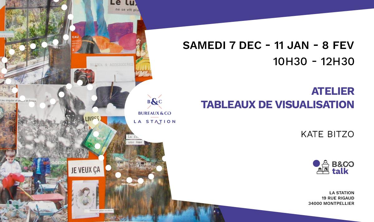 Atelier de virtualisation Bureaux & Co La Station