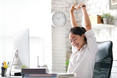 collaborateur heureux par la qualité de vie au travail