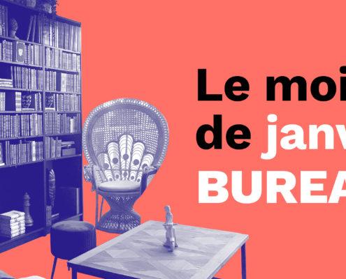Evénements, Bureaux&Co, janvier 2021
