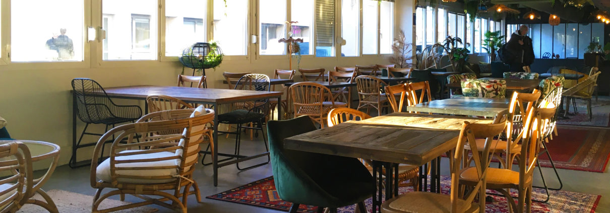 Ouverture Halles Solanid, Bureaux and co Bellegarde